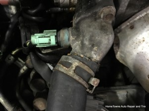 Springing a leak in your coolant system