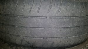 tire state inspection fail tread wear indicators