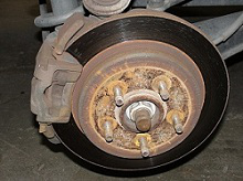 Lexus Brake Repair in Woodbridge VA