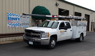 Fleet Brake Service Chevy 3500 HD - Steve's Auto Repair and Tire in Woodbridge VA