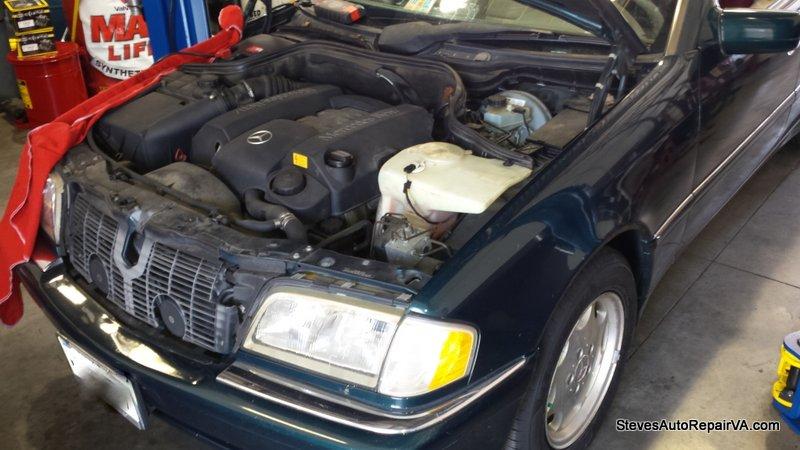 Mercedes Repair Mercedes Service In Woodbridge VA - Mercedes benz repair near me