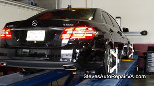 Mercedes repair mercedes service in woodbridge va 22191 for Mercedes benz wheel alignment