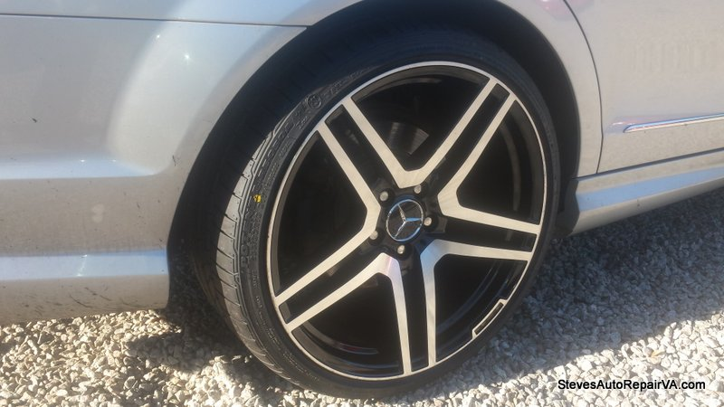 Mercedes repair mercedes service in woodbridge va 22191 for Mercedes benz tire replacement