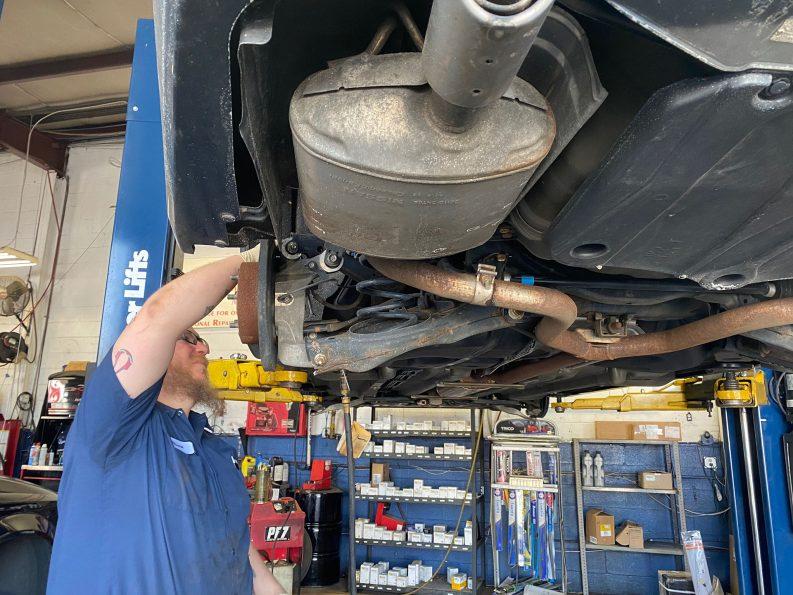 Brake fluid exchanges