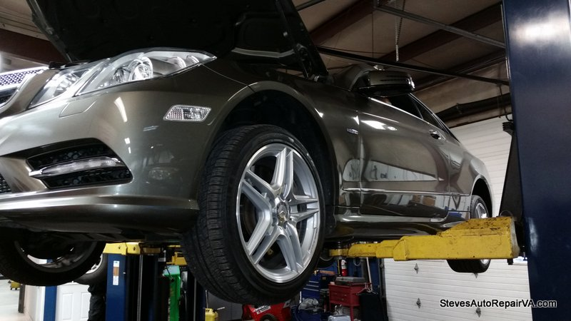 Mercedes Repair & Mercedes Service in Woodbridge VA 22191